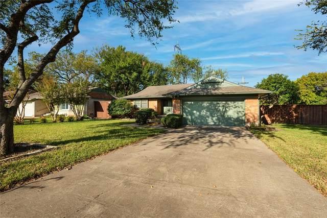 100 S Weatherred Drive, Richardson, TX 75080 (MLS #14688365) :: Frankie Arthur Real Estate