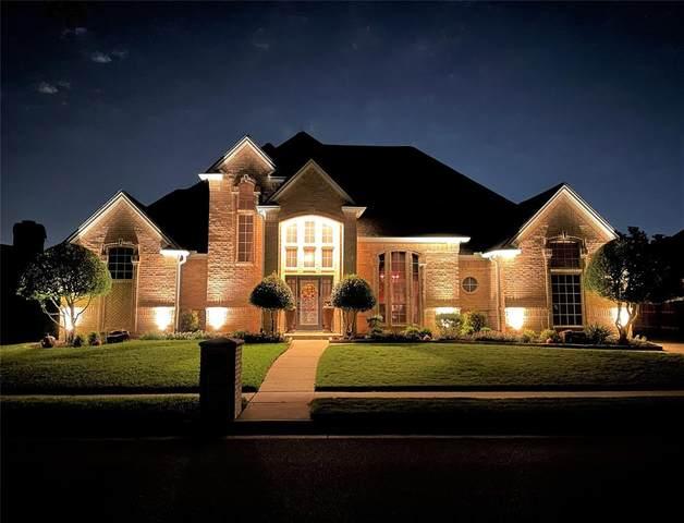 3232 Creighton Lane, Bedford, TX 76021 (MLS #14688372) :: 1st Choice Realty