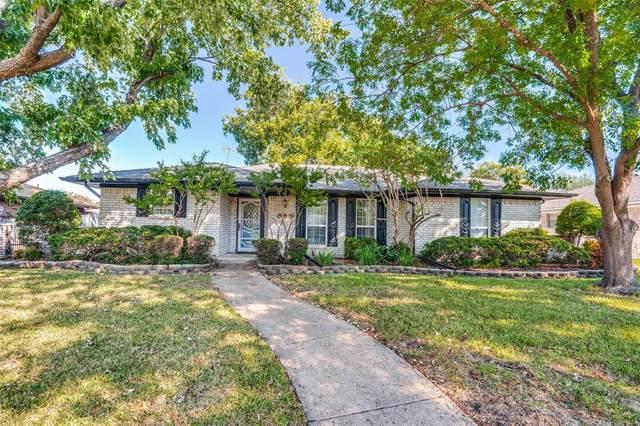 809 Lake Highlands Drive, Allen, TX 75002 (MLS #14688381) :: Front Real Estate Co.