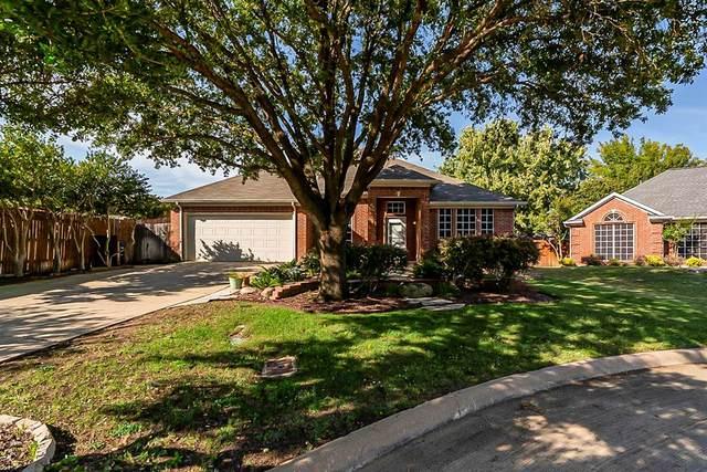 3505 Anchura Court, Fort Worth, TX 76137 (MLS #14688395) :: Trinity Premier Properties