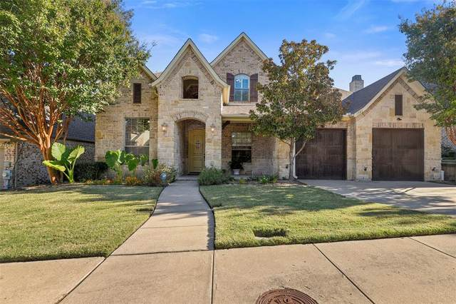 1721 Morrish Lane, Heath, TX 75032 (MLS #14688408) :: Trinity Premier Properties