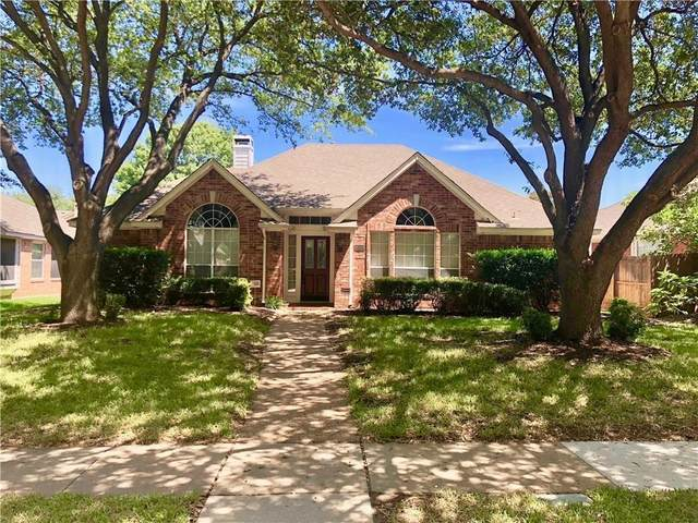 4669 Wales Drive, Plano, TX 75024 (MLS #14688431) :: Real Estate By Design