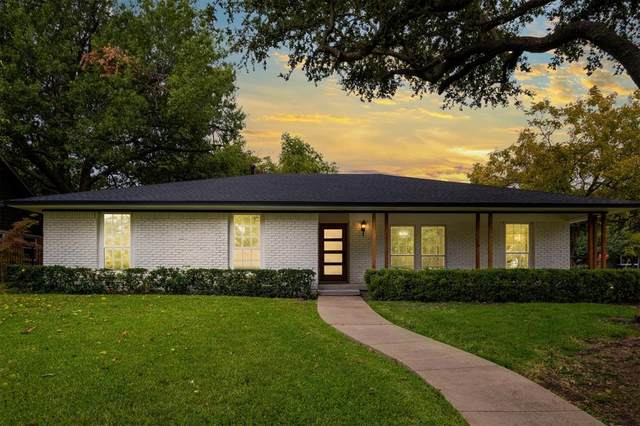 4955 Creighton Drive, Dallas, TX 75214 (MLS #14688434) :: Frankie Arthur Real Estate