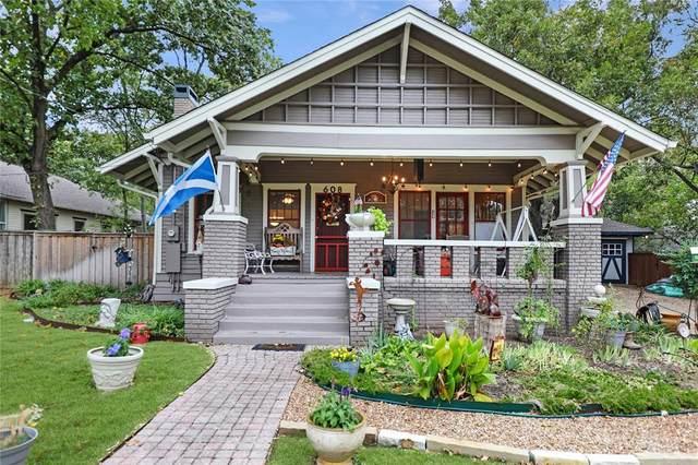 608 W Virginia Street, Mckinney, TX 75069 (MLS #14688437) :: Robbins Real Estate Group
