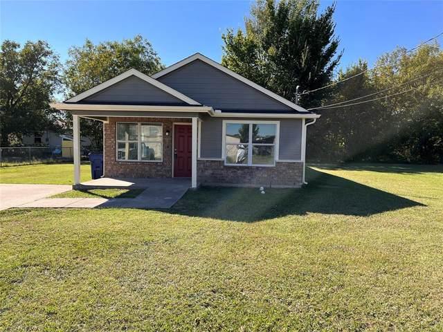 4104 Clark Street, Greenville, TX 75401 (MLS #14688438) :: Jones-Papadopoulos & Co