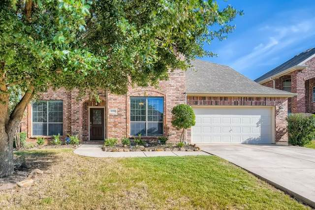 4121 Dellman Drive, Fort Worth, TX 76262 (MLS #14688441) :: The Star Team | Rogers Healy and Associates