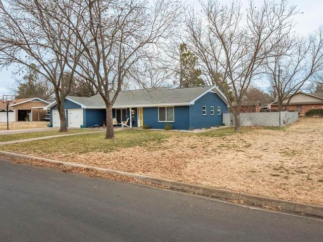 2450 W Mimosa Lane, Stephenville, TX 76401 (MLS #14688473) :: Frankie Arthur Real Estate