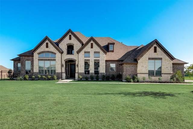 813 Abington Way, McLendon Chisholm, TX 75032 (MLS #14688481) :: The Good Home Team