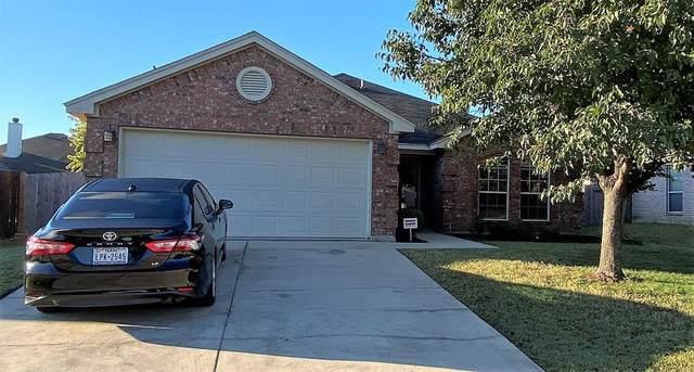609 Mooney Drive, Saginaw, TX 76179 (MLS #14688497) :: 1st Choice Realty