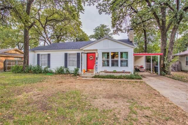 4833 Black Oak Lane, River Oaks, TX 76114 (MLS #14688503) :: Trinity Premier Properties