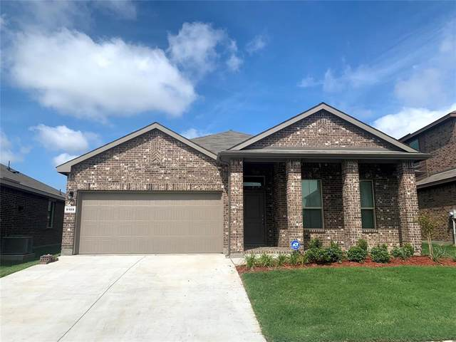 9109 Fescue Drive, Fort Worth, TX 76179 (MLS #14688521) :: Real Estate By Design