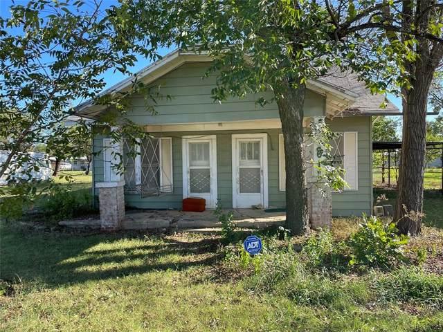 601 W 7th Street, Breckenridge, TX 76424 (MLS #14688523) :: The Krissy Mireles Team