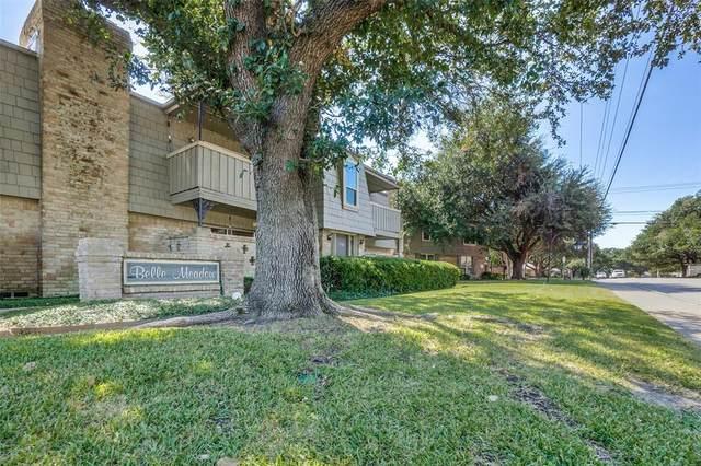 7700 Meadow Road #115, Dallas, TX 75230 (MLS #14688524) :: The Chad Smith Team