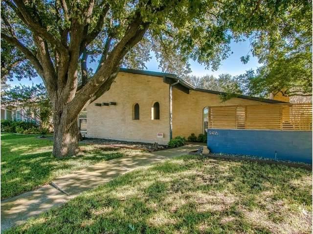 9416 Rolling Rock Lane, Dallas, TX 75238 (MLS #14688537) :: Real Estate By Design