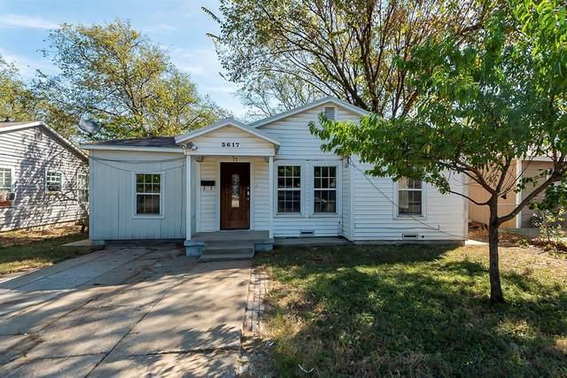 3617 Stanley Avenue, Fort Worth, TX 76110 (MLS #14688539) :: Jones-Papadopoulos & Co