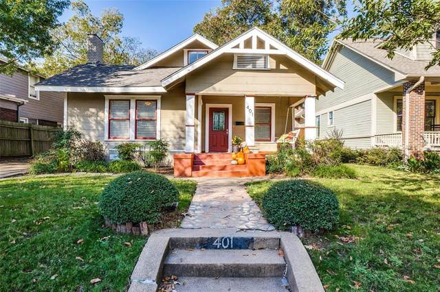 401 S Windomere Avenue, Dallas, TX 75208 (MLS #14688551) :: Team Hodnett