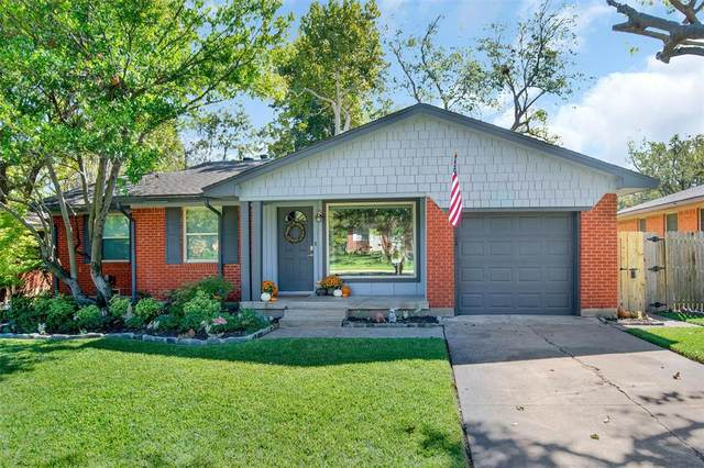 1231 Dalhart Drive, Richardson, TX 75080 (MLS #14688574) :: Texas Lifestyles Group at Keller Williams Realty