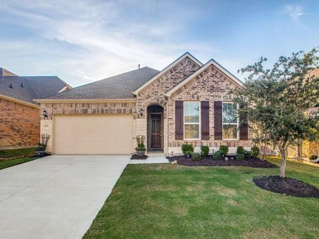 2700 Strand Lane, Mckinney, TX 75071 (MLS #14688583) :: Texas Lifestyles Group at Keller Williams Realty