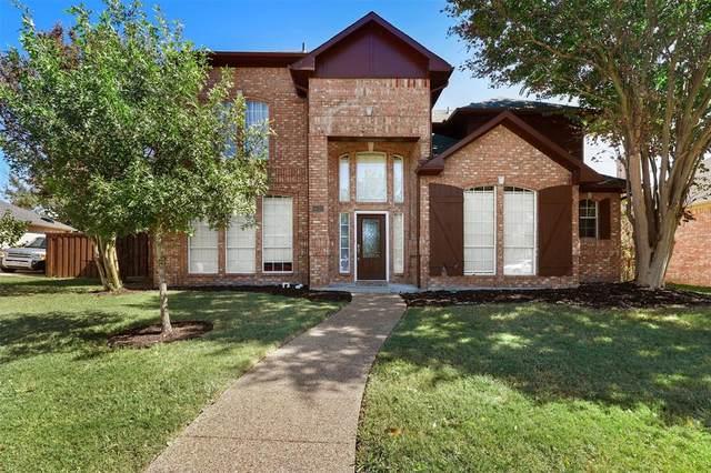 4618 Lakepointe Avenue, Rowlett, TX 75088 (MLS #14688599) :: 1st Choice Realty