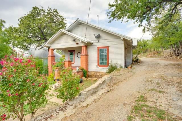 115 NE 6th Street, Mineral Wells, TX 76067 (MLS #14688604) :: The Krissy Mireles Team