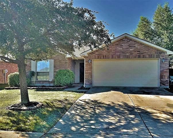 2202 Sumac Drive, Forney, TX 75126 (MLS #14688622) :: Frankie Arthur Real Estate