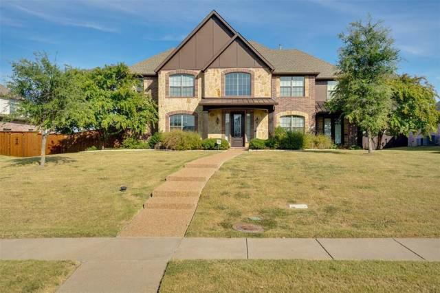 304 Highpoint Drive, Sunnyvale, TX 75182 (MLS #14688634) :: Trinity Premier Properties