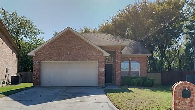6802 Shore Breeze Court, Arlington, TX 76016 (MLS #14688639) :: Lisa Birdsong Group | Compass