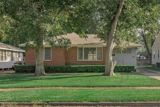 351 Atlantic Avenue, Shreveport, LA 71105 (MLS #14688650) :: Trinity Premier Properties