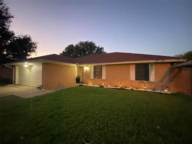 2816 S Meadow Drive, Fort Worth, TX 76133 (MLS #14688660) :: Frankie Arthur Real Estate