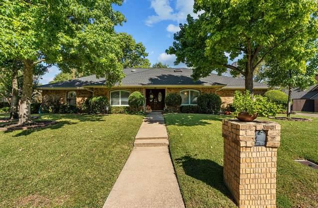6954 Battle Creek Road, Fort Worth, TX 76116 (MLS #14688683) :: The Chad Smith Team