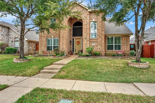 527 Castleford Drive, Allen, TX 75013 (MLS #14688691) :: The Star Team | Rogers Healy and Associates