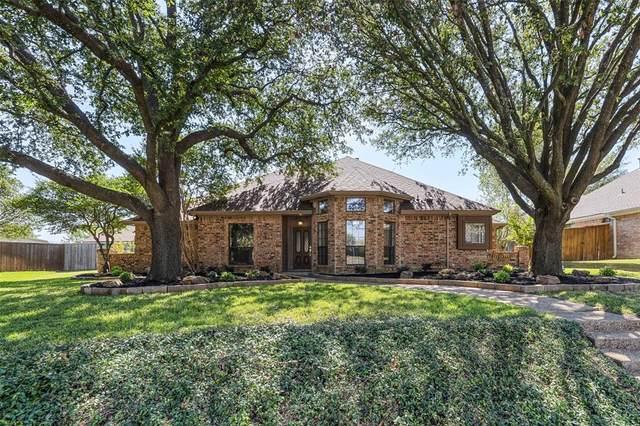 2200 Bluffton Drive, Plano, TX 75075 (MLS #14688695) :: Texas Lifestyles Group at Keller Williams Realty