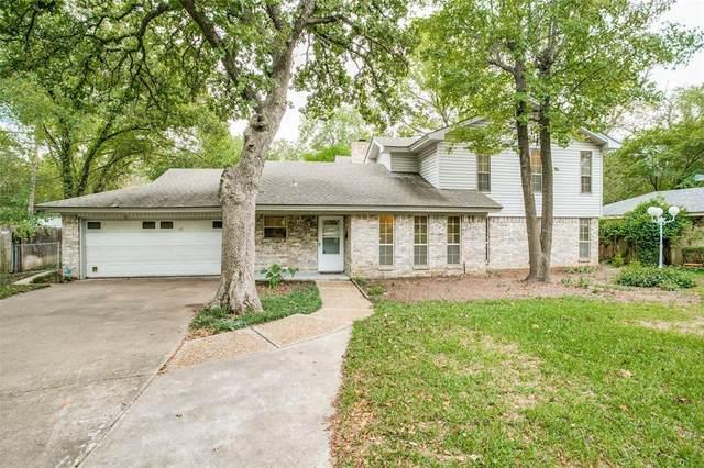 503 Westcliff Drive, Euless, TX 76040 (MLS #14688701) :: Frankie Arthur Real Estate