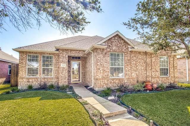 1540 Brandywine Drive, Allen, TX 75002 (MLS #14688715) :: The Tierny Jordan Network