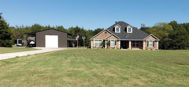 240 County Road 1451, Bonham, TX 75418 (MLS #14688719) :: Epic Direct Realty