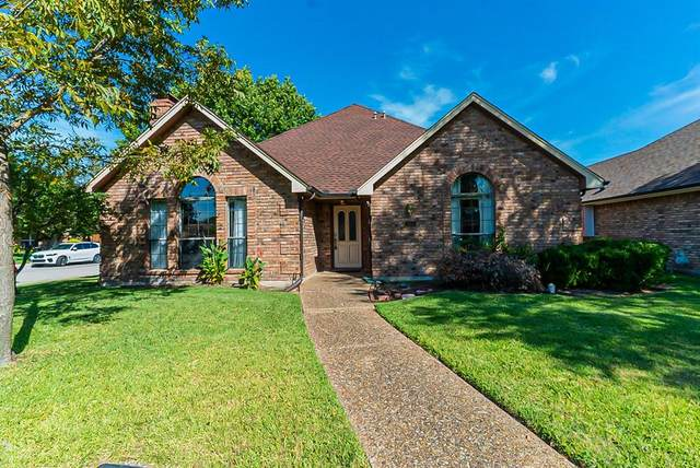 164 Highland Meadow Circle, Coppell, TX 75019 (MLS #14688730) :: DFW Select Realty