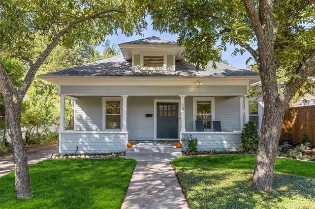 631 N Winnetka Avenue, Dallas, TX 75208 (MLS #14688733) :: Trinity Premier Properties