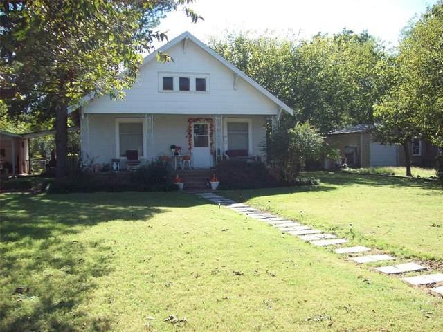 453 W Main Street, Ranger, TX 76470 (MLS #14688745) :: Front Real Estate Co.