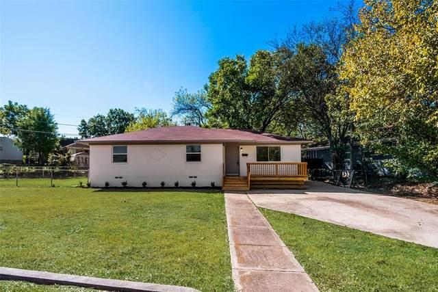 2223 Surrey Avenue, Dallas, TX 75203 (MLS #14688748) :: Frankie Arthur Real Estate