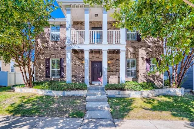 1525 Augusta Drive, Savannah, TX 76227 (MLS #14688753) :: Trinity Premier Properties
