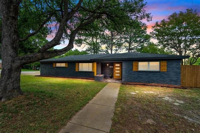904 Scott Drive, Hurst, TX 76053 (MLS #14688785) :: Epic Direct Realty