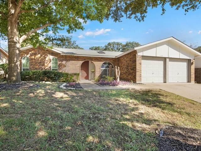 2715 Hilldale Boulevard, Arlington, TX 76016 (MLS #14688807) :: Jones-Papadopoulos & Co