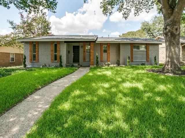 9421 Dartcrest Drive, Dallas, TX 75238 (MLS #14688812) :: Wood Real Estate Group