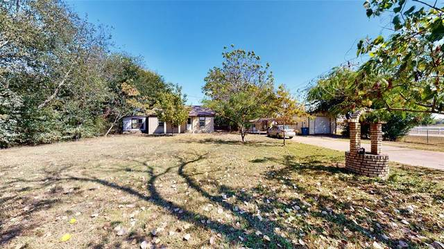 3387 Rand Road, Kaufman, TX 75142 (MLS #14688822) :: Lisa Birdsong Group | Compass