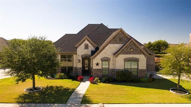 110 Claremont Drive, Ovilla, TX 75154 (MLS #14688830) :: The Krissy Mireles Team