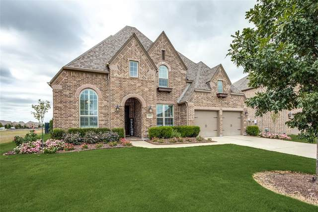 1621 Old Oak, Prosper, TX 75078 (MLS #14688848) :: RE/MAX Pinnacle Group REALTORS
