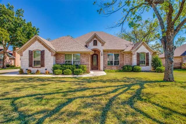 9013 Pleasant Hill Drive, Granbury, TX 76049 (MLS #14688852) :: The Krissy Mireles Team