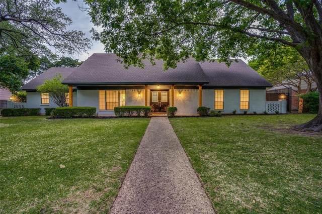 4107 Willow Ridge Drive, Dallas, TX 75244 (MLS #14688857) :: 1st Choice Realty