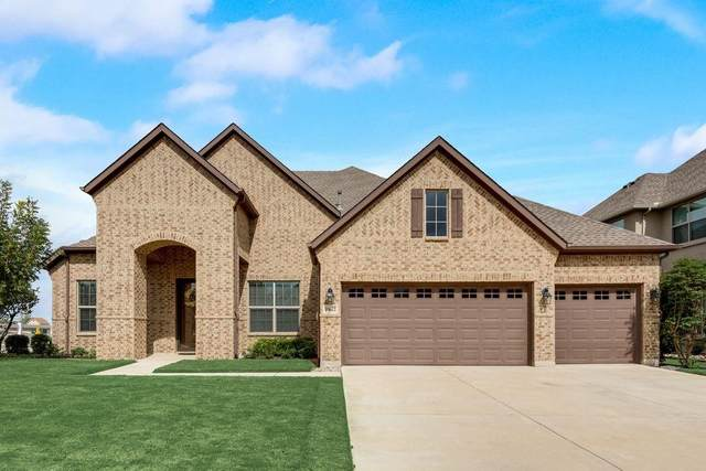 10612 Goodland Drive, Denton, TX 76207 (MLS #14688859) :: Texas Lifestyles Group at Keller Williams Realty