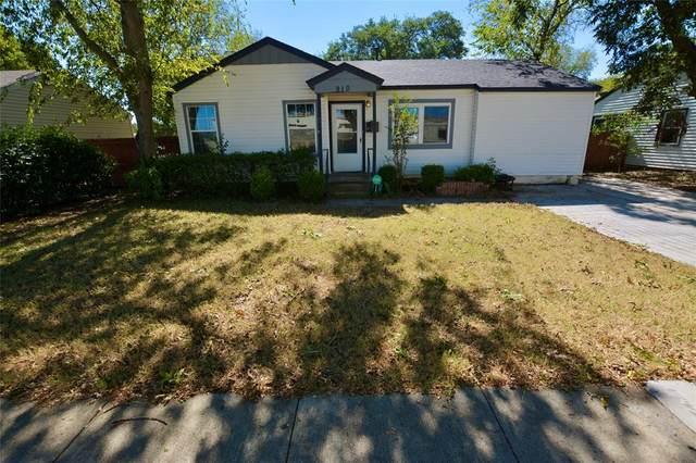 910 22nd Street, Plano, TX 75074 (MLS #14688863) :: Trinity Premier Properties